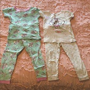 3T paw patrol pajamas